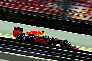 GP Spanien- Rennen: Max Verstappen holt seine ersten GP-Sieg - mit 18 Jahren