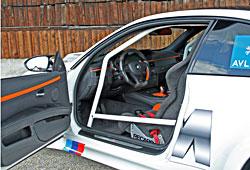 G-Power M3 GT2 R - Inneneinsicht