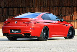 G-Power M6 Heckansicht