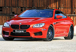 G-Power M6 Frontansicht