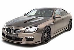 Hamann BMW 6er GT mit M Aerodynamikpaket