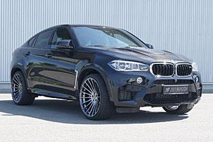 BMW X6 M mit Hamann-Veredelungspaket