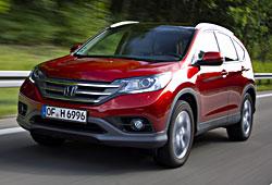 Honda CR-V - Frontansicht