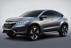 Honda Urban SUV Concept