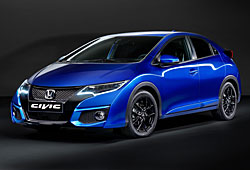 Honda Civic Sport - Frontansicht