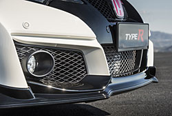 Honda Civic Type R - Frontansicht