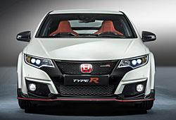 Honda Civic Type R - Frontalansicht