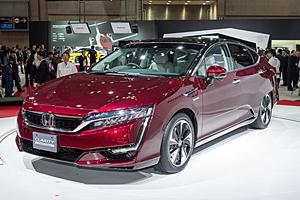 Honda Clarity Fuel Cell - Außenansicht