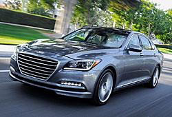 Hyundai Genesis Sportlimousine