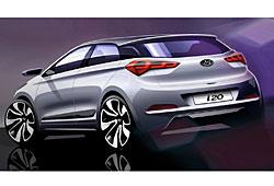 Hyundai i20 - Heck