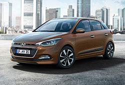 Hyundai i20 - Frontansicht