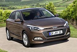 Hyundai i20 - ab 2015 mit 1.0-T-GDI-Motor