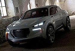 Hyundai Inrado - Frontansicht