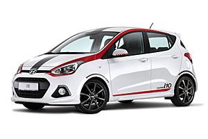 Hyundai i10 Sport - limitiertes Sondermodell