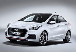 Hyundai i30 Turbo - Frontansicht