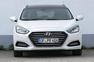 Hyundai i40 Kombi - Frontalansicht