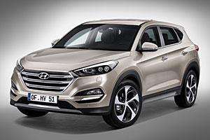 Hyundai Tucson Intro Edition