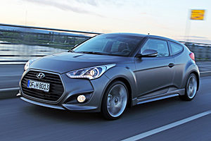 Hyundai Veloster Turbo Matt Finish
