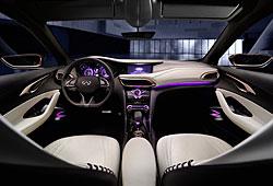 Infiniti Q30 Concept - Innenraum