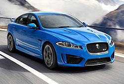 Jaguar XFR-S Frontansicht