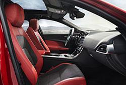 Jaguar XE S - Interieur