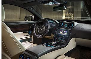 Jaguar XJ - Modelljahr 2016 - Innenraum