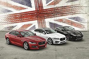 Jaguar XE/XF British Design Edition