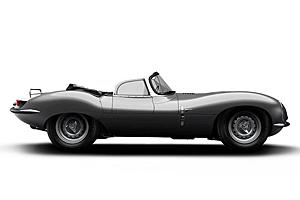 Jaguar XKSS - Nachbildung