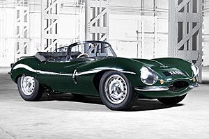 Jaguar XKSS - das Original