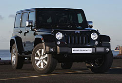 Jeep Wrangler Unlimited Indian Summer