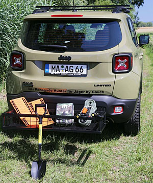 Jeep Renegade Hunter
