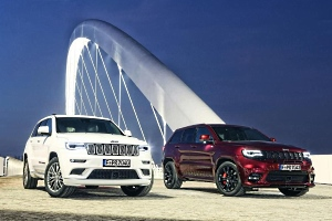 Jeep Grand Cherokee - Modelljahr 2017