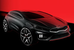Kia Pro-Ceed GT-Version