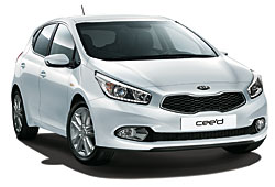 Kia Cee'd Attract Plus