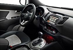 Kia Sportage Platinum Edition - Interieur