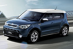 Kia Soul Dream Team Edition