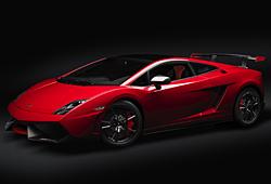 Lamborghini Gallardo 570-4 Super Trofeo Stradale Vorderansicht