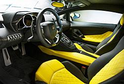 Lamborghini Aventador LP720-4 50 Anniversario - Innenraum