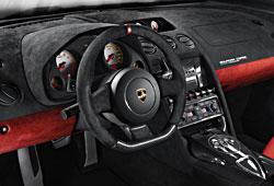 Lamborghini Gallardo LP 570-4 Squarda Corse - Armaturentafel