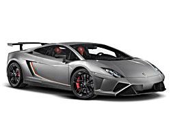 Lamborghini Gallardo LP 570-4 Squadra Corse - Seitenansicht
