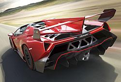 Lamborghini Venenon Roadster