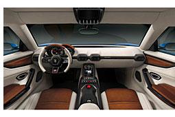 Lamborghini Asterion LPI 910-4 - Interieur