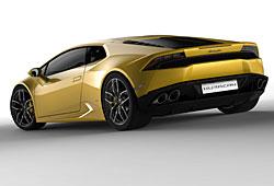 Lamborghini Huracán - Heckansicht