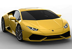 Lamborghini Huracán - Frontansicht