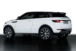 Land Rover Range Rover Evoque Black Design-Paket - Seitenansicht