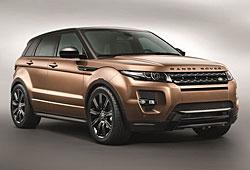 Range Rover Evoque in Zanzibar Bronze
