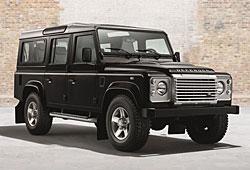 Land Rover Defender Silver Paket