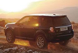 Land Rover Freelander - Heckansicht