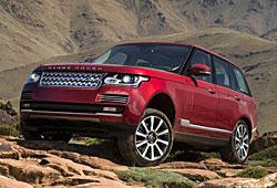 Range Rover - Modelljahr 2015
