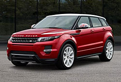 Range Rover Evoque Union